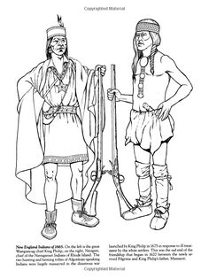 23 Best Coloring Pages/LineArt Native Americans images