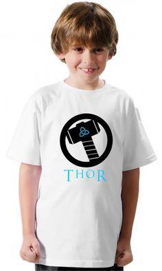 Camiseta Thor Martelo por apenas R$42.66