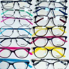 #PepeJeans #Brillen sind angekommen. Frische Farben für Mann und Frau 🤓  #optiker #ludwigshafen #brillen #augenoptiker #ludwigshafen #ludwigshafenamrhein Pepe Jeans, Glasses, Fashion, General Eyewear, Men And Women, Colors, Eyeglasses, Fashion Styles, Eye Glasses