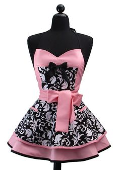 Love this Apron!!! I wouldn't want to get it dirty