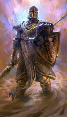 Imagens para Inspirar - Paladinos I     Os paladinos são personagens dos mais complicados de se interpretar em uma mesa de RPG. Seus votos,...