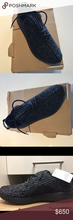 29adbacc78b04 ADIDAS YEEZY BOOST 350 Authentic Sneakers AQ2659 AUTHENTIC KANYE WEST ADIDAS  YEEZY BOOST 350 style number