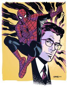 Spider-Man - Chris Samnee / Colors - Dima Ivanov