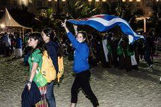 #Rio2013 | Peregrinos na Abertura da JMJ | Jul-23