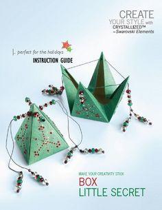 Create your style with swarovski Make your creativity stick Box little secret (300x388, 85Kb)