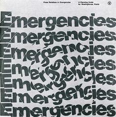 Press Relations in Emergencies — Peter Megert (1972)