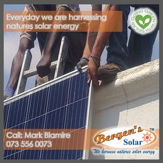 We harness natures solar energy so that you won't be left in the dark or without hot water..    #poweredbysolar #solarpower #bergens #solar #solarsolution #southafrica #solargeyser #power #bergenssolar #gogreen #weharnessnaturessolarenergy #loadshedding  Call Mark for a Quote Phone:  073 556 0073 Email:  mark@bergens.co.za