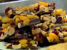 French Chocolate Bark by Ina Garten - Foodnetwork.com