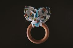 The Parker Project: Step by Step Organic Fabric Teething Toy Tutorial