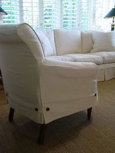 DIY Slipcovers - French Slips - slipcovers by John French