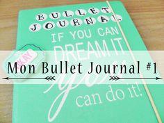 Ça y est nous sommes au mois de juin et je peux enfin entamer l'expérience Bullet Journal. Courant mai, j'ai préparer le setup de mon journal de bord personnel et maintenant tout est pr…