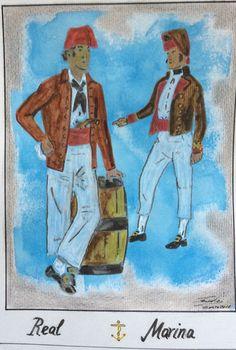 Marineros de 1808