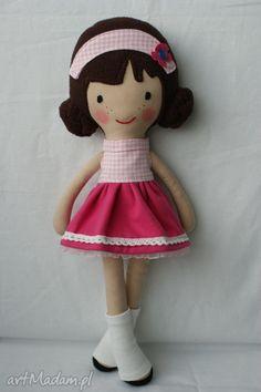 • Hand-made doll - baby doll rebeka