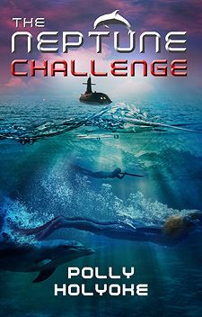 Cover Reveal & Giveaway: The Neptune Challenge (The Neptune Project by Polly Holyoke Neptune Project, New Books, Good Books, Amazing Books, Savage Kids, Safety Harbor, Earth Book, Oceans Of The World, Underwater World