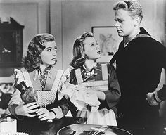 """june-allyson: """""""" Van Johnson, June Allyson, and Gloria DeHaven in Two Girls and a Sailor 1944 """" """""""
