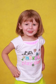 Cute short haircuts for little girls...besides a... | CafeMom Answers