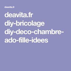 deavita.fr diy-bricolage diy-deco-chambre-ado-fille-idees