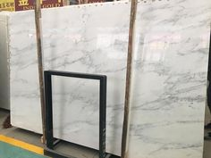 White marble Oriente Blanco is a very Hot Sale White Marble. with hushed variegation of veins including white,ash and dark grey. White Marble, Dark Grey, Ash, Oversized Mirror, Kitchen, Furniture, Home Decor, White People, Gray