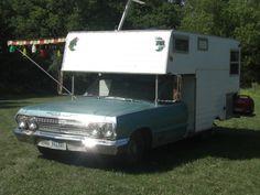 1963 Chevy Bel Air HouseCar