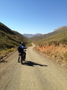 Riding the Cederberg's in South Africa's Western Cape. Motorcycle Travel, Countries Of The World, South Africa, Cape, African, Adventure, Mountains, Country, Nature