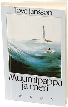 Kirja Muumipappa ja meri by Tove Jansson. From my own bookshelf. Finished it 30th May.