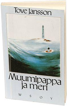 Kirja Muumipappa ja meri by Tove Jansson. From my own bookshelf. Finished it 30th May.