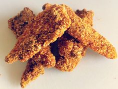 Keto Southern Fried Chicken Tenders - The Keto Cookbook