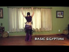 Tribal Belly Dance Practice Drills with Seba of WildCard BellyDance - YouTube