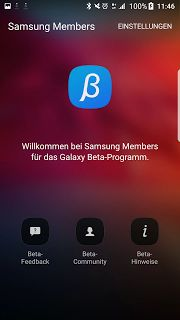 ⓞⓑⓒⓡⓐⓜ: Samsung Galaxy S7Edge with Android 7.0 Nougat
