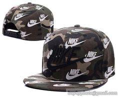 Nike Snapback Hats Camo Black 96f1e18a091
