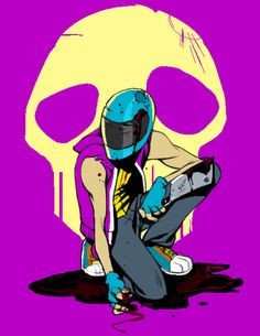 Biker ~~ Hotline Miami