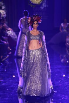 Lengha by Manish Malhotra at Lakme Fashion Week 2014