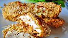 Coconut Almond Chicken