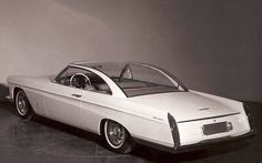The 1959 Cadillac Starlight Concept #classiccars1959cadillac