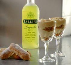 Limoncello tiramisu met witte chocolade - Onze Franse keuken
