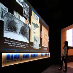 dotdotdot, Le Voci della Scienza, Museo Nazionale della Scienza e della tecnologia Leonardo da Vinci, Milano