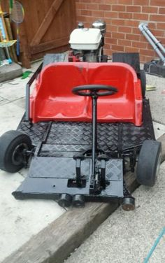 go kart #249cc #honda gx 240 ,  View more on the LINK: http://www.zeppy.io/product/gb/2/162190278847/