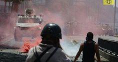 ¡ESTÁN MATANDO AL PUEBLO! Amnistía Internacional instó a aclarar componentes del gas rojo