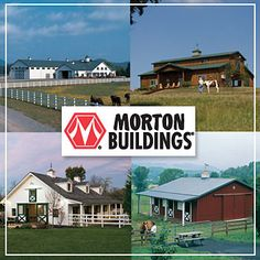 Morton Buildings Livestock Facility In Illinois Farm