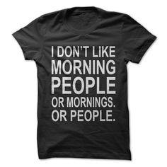 Morning People