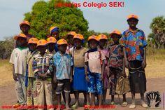 www.deporteyartesolidario.tv Chad (África) Expedición enero 2013 Agradecimientos colaboradores Colegio SEK