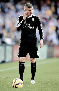 Kroos. Real Madrid.