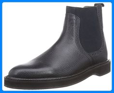 Hudson London Bopp, Damen Chelsea Boots, Schwarz (Black), 37 EU (4 Damen UK) - Stiefel für frauen (*Partner-Link)