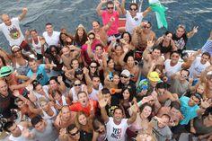 Ibiza. Party Boat