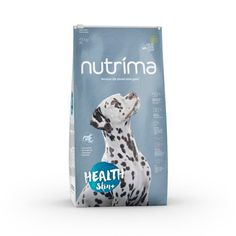 Nutrima Health Skin+ -koiranruoka koirille, joilla on herkkä iho tai vaativa turkki. Cover, Health, Books, Libros, Health Care, Book, Healthy, Book Illustrations, Salud