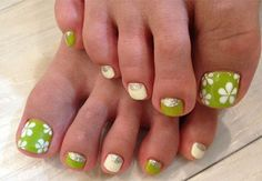Cool Spring Toe Nail Art Designs, Ideas & Trends 2014 | Fabulous ...