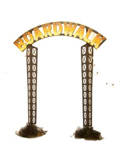 Invite everyone down to the boardwalk with this Sign and Lights Kit as part of your Boardwalk Prom or Homecoming theme decorations. Boardwalk Theme, Beach Boardwalk, Homecoming Themes, Homecoming Dresses, Beach Blanket Bingo, 8th Grade Dance, After Prom, Graduation Theme, Beach Bbq