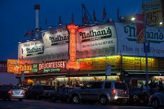 Coney Island Nathan's Famous