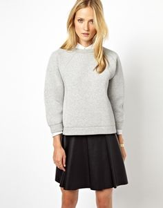 Image 1 of Whistles Structured Neoprene Sweat