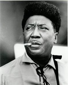 """Muddy Waters     """"I been in the blues all my life. I'm still delivering 'cause I got a long memory."""""""